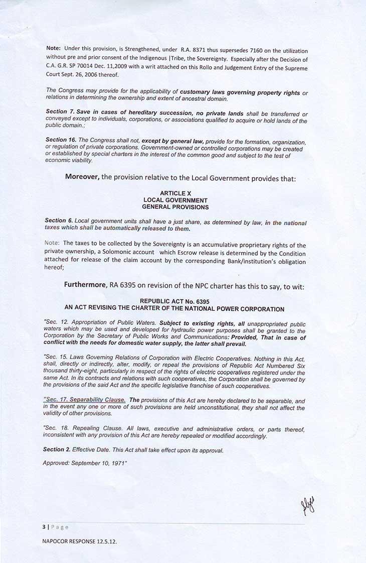primer for republic act 8371